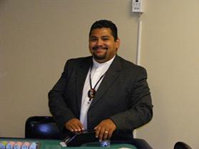 Edewaa Foster, Gaming Commissioner Secretary/Treasurer
