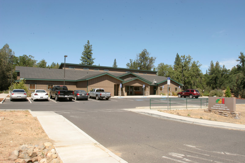 Tuolumne Me-Wuk Indian Health Center