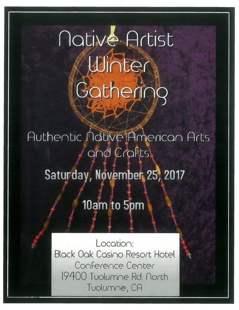 Native Artist Winter Gathering_2017